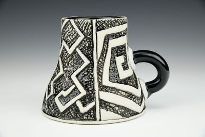 Cup, Vessel with Handle
