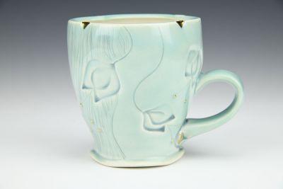 Sky Petals Cup