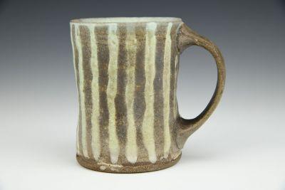 Tall Stripes Mug