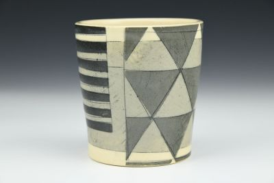 Grey Whiskey/Wine Cup