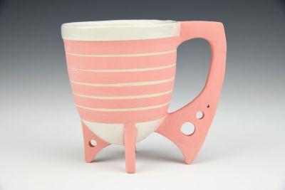 Pink Rocket Cup