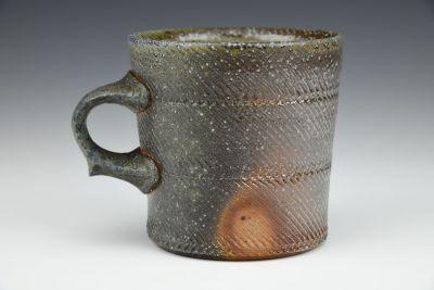 Horizontal Dot Mug