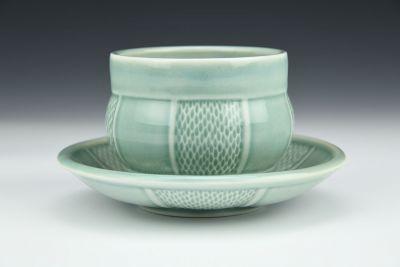 Teabowl & Saucer I