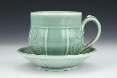 Teacup & Saucer I