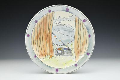 Airstream Plate