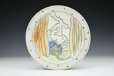 Cabin Plate