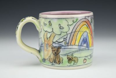 Bears n Bees Medium Mug