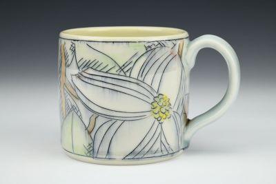 Dogwood Medium Mug
