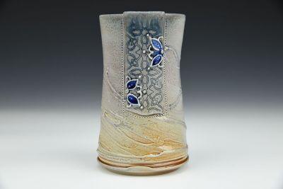 Tapestry Vase