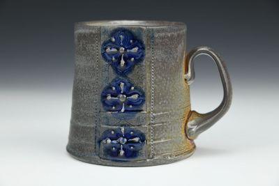 Flat Bottom Elizabethan Diner Mug