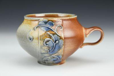 Iris Teacup