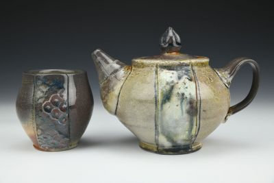 Teapot for One with Companion Cup