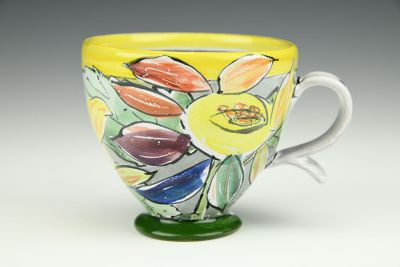 Cup: Pride Sunflowers