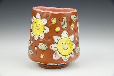 Caras de Flores Small Patterned Cup