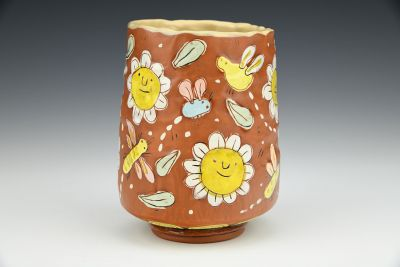 Neighbors Large Patterend Cup
