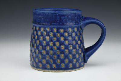Cobalt Blue Mug