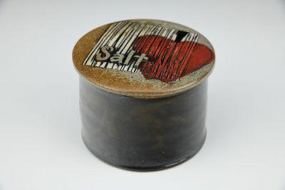 Round Salt Box