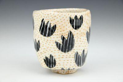 Kurinuki Flower Cup