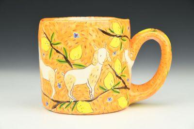 Goats and Lemons Mug