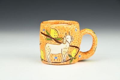 Goats and Lemons Espresso Cup