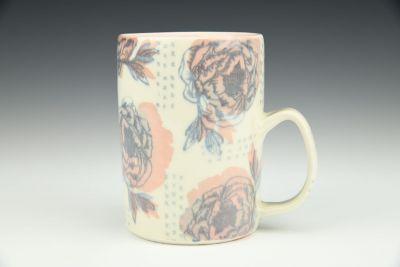Garden Rose Mug