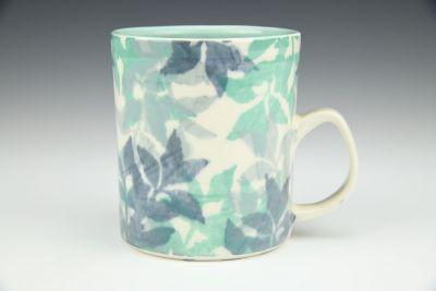 Coffee Plant Overprint Mug