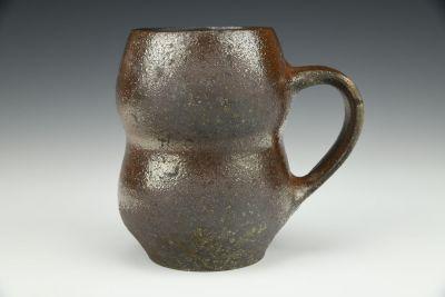 Dark Wood Mug