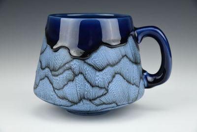 Blue Mountian Mug