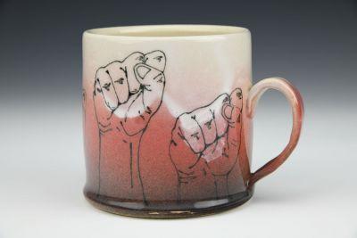 Fist Mug