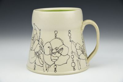 Holy Ghost Orchid Mug