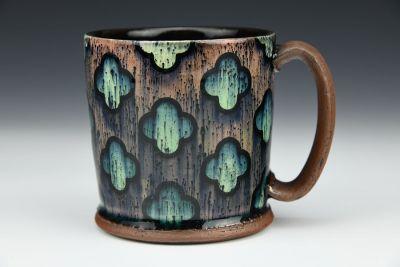 Quatrefoil Mug