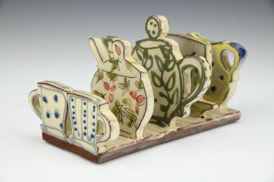 Tea Set Toast Rack