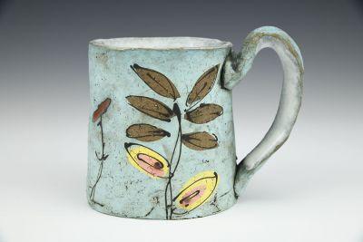 Floral Mug 1