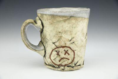 Dead Face Mug
