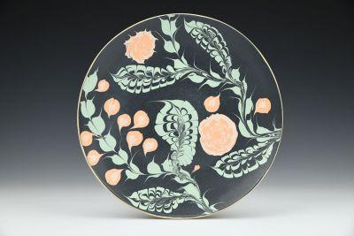Confetti Floral Dinner Plate