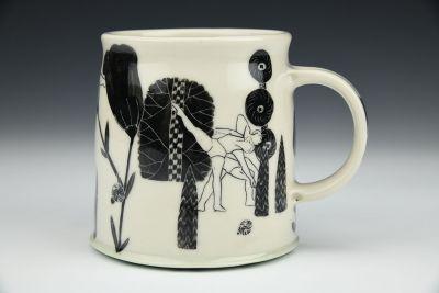 Botanical Dancers Mug