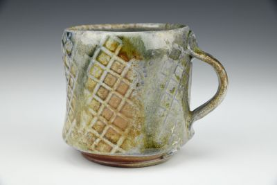 Paddled Mug Two