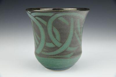 Yunomi Green Tendrils
