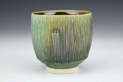Small Green Cup