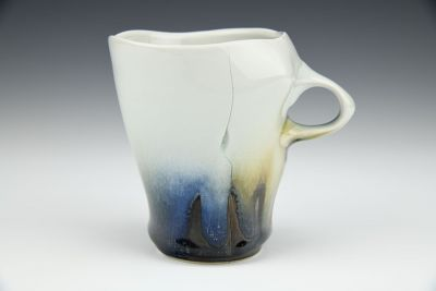 Single Finger Handled Cup