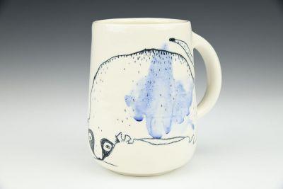 Cobalt Monster Cup