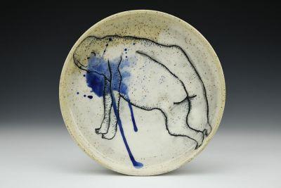 Cobalt Kneeling Plate