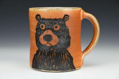 Mug with Bear