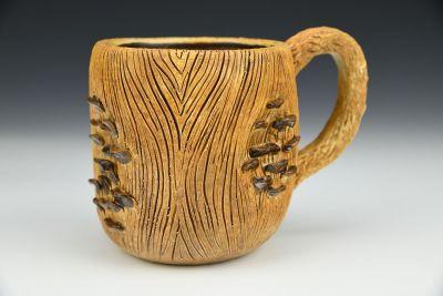 Shroom Log Mug