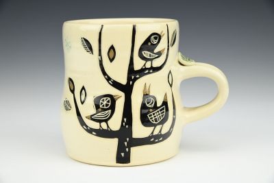 Happy Tweet Mug