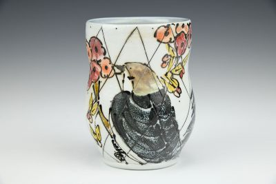 Brown-Headed Nuthatch Cup