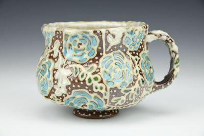 Begonia Mug