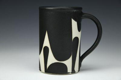 Black and White Mug