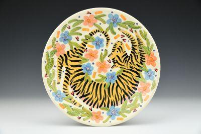Flower Pickin' Plate