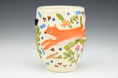 On the Fox's Tail Tumbler